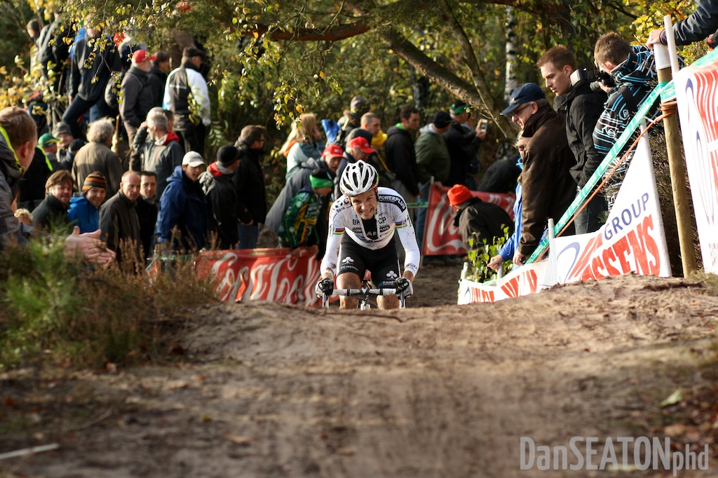 Superprestige Zonhoven - Niels Albert