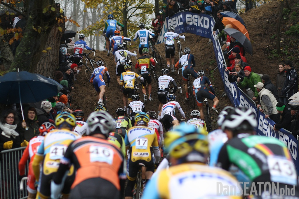 Wold Cup Koksijde - Lost in the Crowd