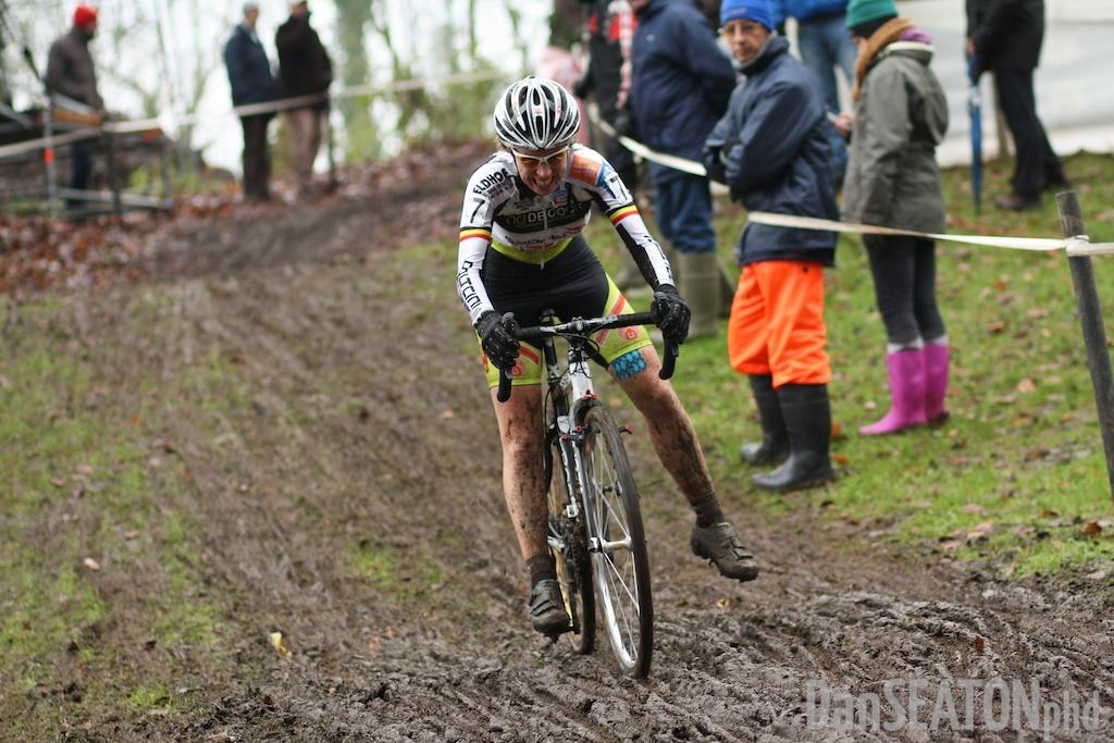 Druivencross Overijse - Joyce Vanderbeken