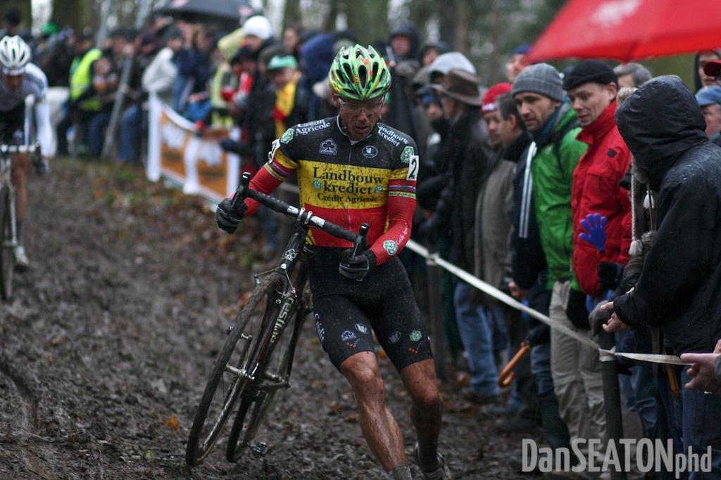 Druivencross Overijse - Sven Nys