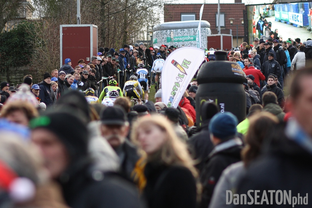 Superprestige Diegem - Packed Course